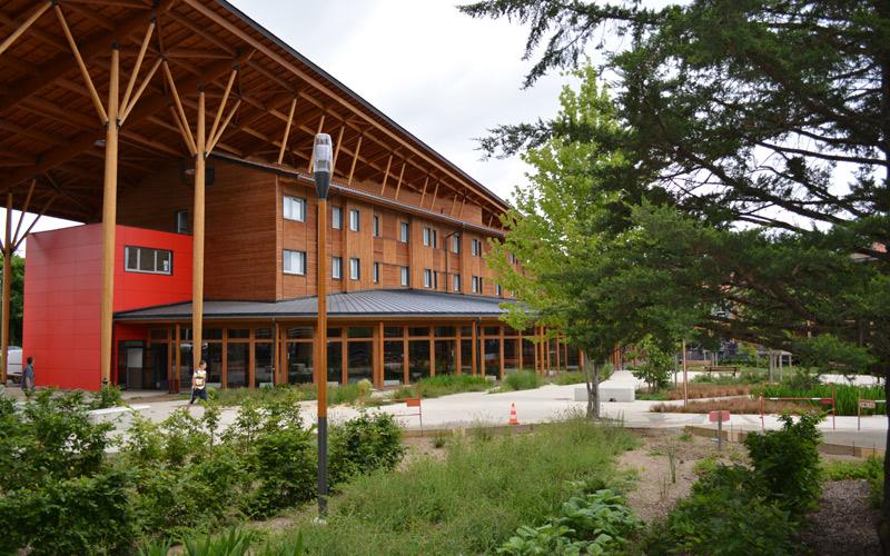 Lycée george sand