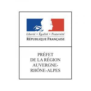 Logo Préfecture région AuRa